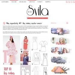 Nos essentiels #7 : Les robes cache-coeur - Atelier Svila