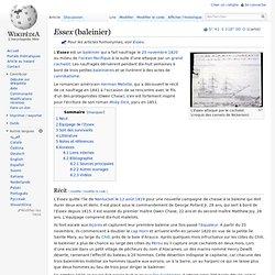 Essex (baleinier)