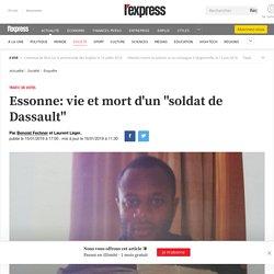 """Essonne: vie et mort d'un """"soldat de Dassault"""""""