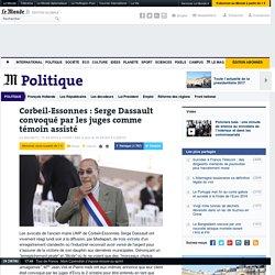 Corbeil-Essonnes : Serge Dassault convoqué par les juges comme témoin assisté
