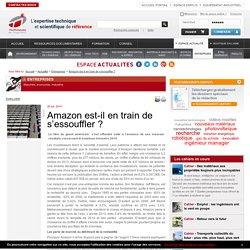 Amazon est-il en train de s'essouffler