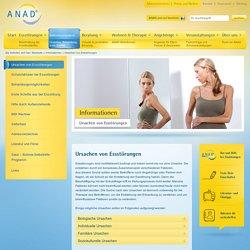 Ursachen von Essstörungen - ANAD - Rat und Hilfe bei Essstörung