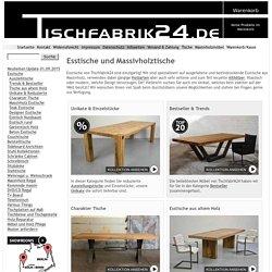 Esstische nach Mass von Tischfabrik24