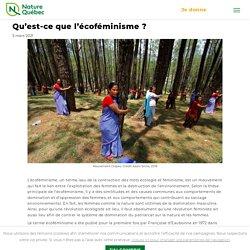 Mélodie - Qu'est-ce que l'écoféminisme ? - Nature Québec