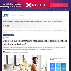 Qu'est-ce que le community management ?