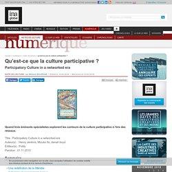 Qu'est-ce que la culture participative ?