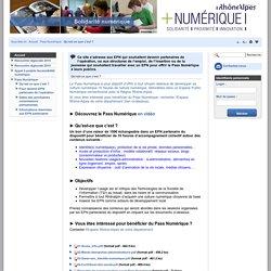 Pass Numérique - Qu'est-ce que c'est ?