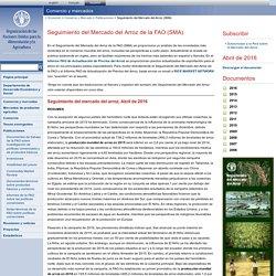 EST: Seguimiento del Mercado del Arroz (SMA)
