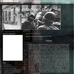 Causas y consecuencias de la dictadura en Chile