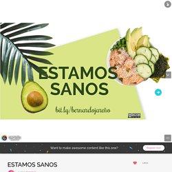 ESTAMOS SANOS by berjaman on Genial.ly
