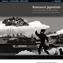 «Le Voleur d'Estampes», romance japoniste