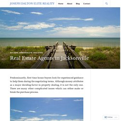 Real Estate Agents in Jacksonville