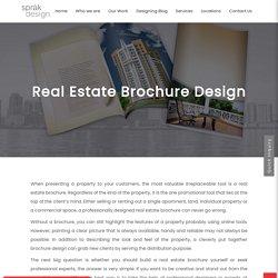 Real Estate Brochure Design - Real Estate Brochure Design Templates