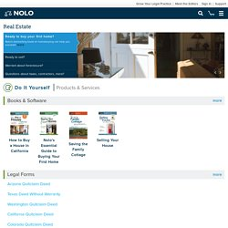 Real Estate, Landlords, Rental Property Management & Tenants - Free Law Resources - Nolo-Mozilla Firefox