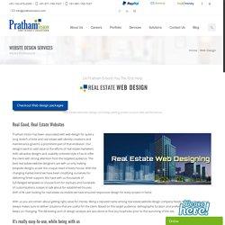 Real Estate web development, Real Estate website design