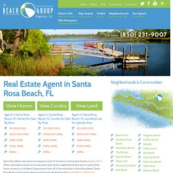 Real Estate in Santa Rosa Beach, FL