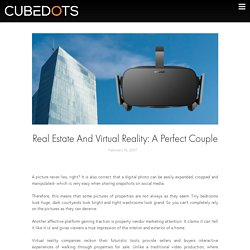 Virtual Reality Services For Real Estate Sector