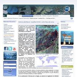 Esteros del Iberá - LandSat-8 OLI - 12 de Mayo de 2015