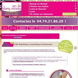 Ecole Dumonceau (Bourg-en-Bresse, 01 / Lyon, 69 / Saint-Julien-en-Genevois, 74 / Chalon-sur-Soane, 71 / Lons-le-Saunier, 39)