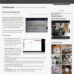 Estlcam 2.5D - Free download and software reviews - CNET ...