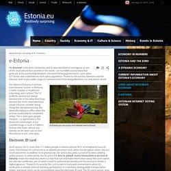 e-Estonia - estonia.eu