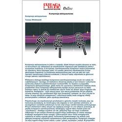Estrada i Studio Online