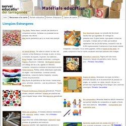 Llengües Estrangeres - Materials educatius
