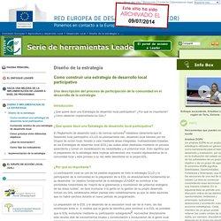 Como construir una estrategia de desarrollo local participativo