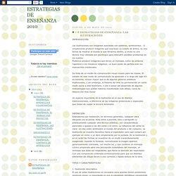 ESTRATEGIAS DE ENSEÑANZA 2010: ESTRATEGIAS DE ENSEÑANZA: LAS ILUSTRACIONES
