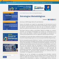 Estrategias Metodológicas - Educrea