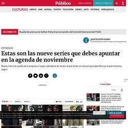 Estrenos: Noviembre, el mes de la serie de Julia Roberts, 'La amiga estupenda' y 'Arde Madrid'
