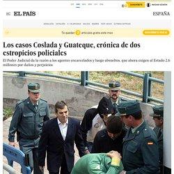 Los casos Coslada y Guateque, crónica de dos estropicios policiales