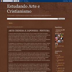 Estudando Arte e Cristianismo: ARTE CHINESA E JAPONESA - PINTURA