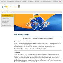 Red de estudiantes - UNAD - Universidad Nacional Abierta y a Distancia