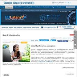 Estudiar Fotografía Online: Aprende de los Expertos