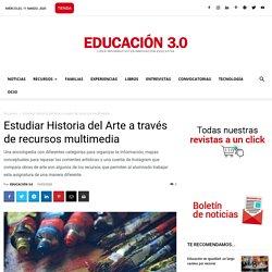 Estudiar Historia del Arte a través de recursos multimedia