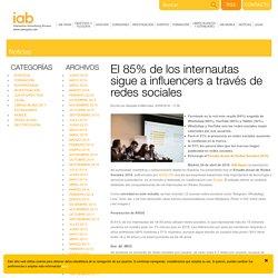 Estudio Anual de Redes Sociales de IAB Spain