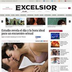 Estudio revela el día y la hora ideal para un encuentro sexual