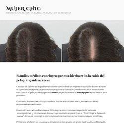 Estudios médicos concluyen que esta hierba evita la caída del pelo y le ayuda a crecer - Mujer Chic