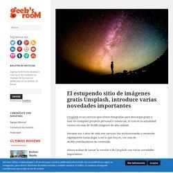 El Estupendo Sitio De Imágenes Gratis Unsplash, Introduce Varias Novedades Importantes
