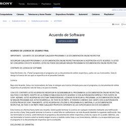 ICD-P630F - Controladores y Software