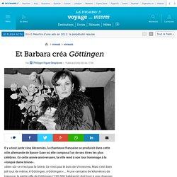 Et Barbara créa Göttingen