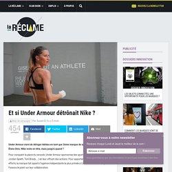 Et si Under Armour détrônait Nike ?