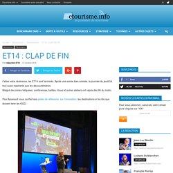 ET14 : CLAP DE FIN