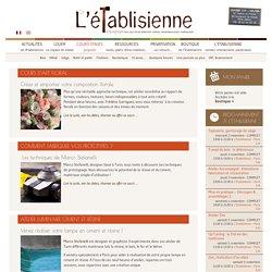 Cours-Stages proposés à l'Etablisienne Archives - L'Établisienne, le lieu pour rénover, fabriquer, réparer, personnaliser... à Paris : atelier en libre-service, co-working, cours et stages, dépôt-vente.