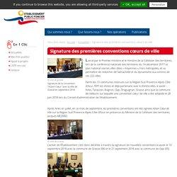 Etablissement Public Foncier Provence-Alpes-Côtes d'Azur