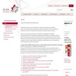 Réseau canadien de documentation pour la recherche