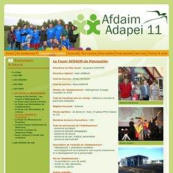 AFDAIM - ADAPEI 11 › Etablissements et services › Les Foyers d'Hébergement › Le Foyer AFDAIM de Pennautier