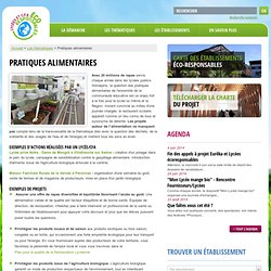 Etablissements Eco-Responsables