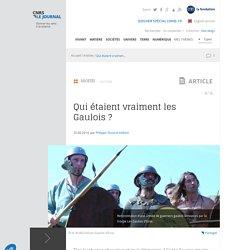 Qui étaient vraiment les Gaulois- CNRS